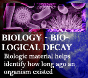 Biology – Biologic Quick Decay