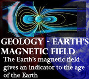Geology – Earth's Magnetic Field (and Reversals)