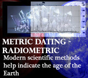 Metric Dating – Radiometric