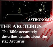 ASTRONOMY – THE ARCTURUS