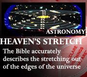 ASTRONOMY – HEAVEN'S STRETCH OUT