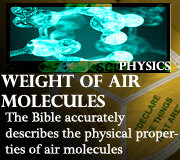 PHYSICS – MOLECULAR WEIGHT