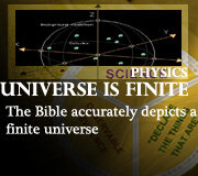 PHYSICS – FINITE UNIVERSE