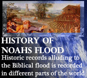 Noah's Flood – Flood Legends