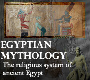 ANCIENT MYTHOLOGIES – EGYPTIAN