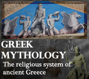 ANCIENT MYTHOLOGIES – GREEK