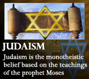 ABRAHAMIC RELIGIONS – JUDAISM