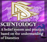 ALTERNATIVE BELIEFS – SCIENTOLOGY