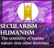 PHILOSOPHIES – SECULAR HUMANISM