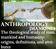 ANTHROPOLOGY [STUDY OF MANKIND]