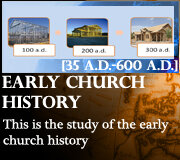 Church Time Period 1 (Early)