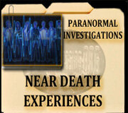 NEAR DEATH EXPERIENCE (NDE)